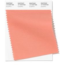 Trendkleuren lente/zomer 2020: Coral Pink