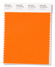 Trendkleuren lente/zomer 2020: Orange Peel