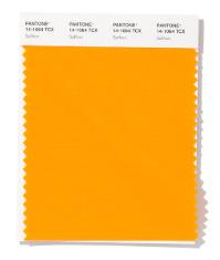 Trendkleuren lente/zomer 2020: Saffron