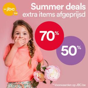 Ontdek de summer deals bij Jbc.