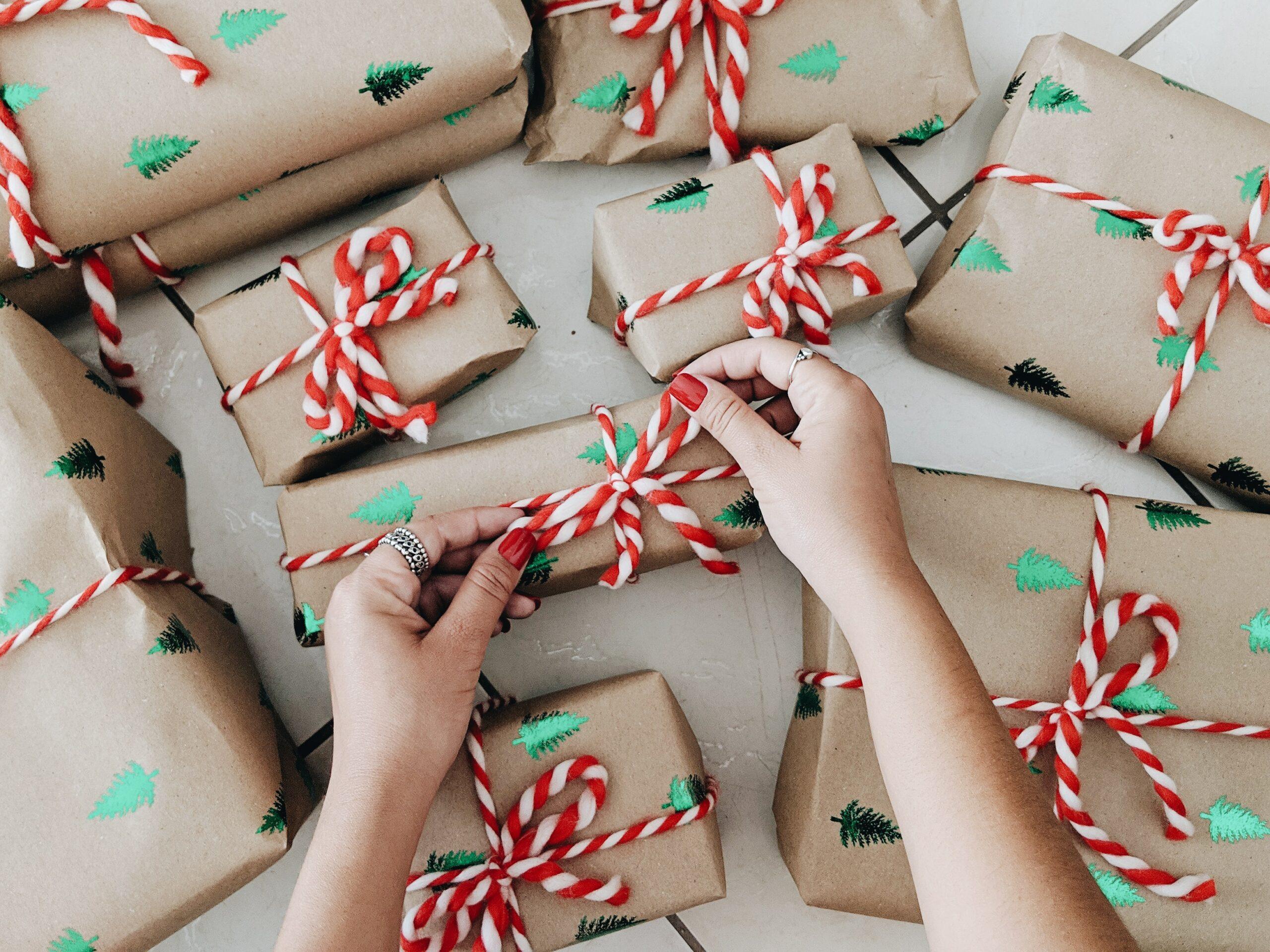 les cadeaux de Noël 2020