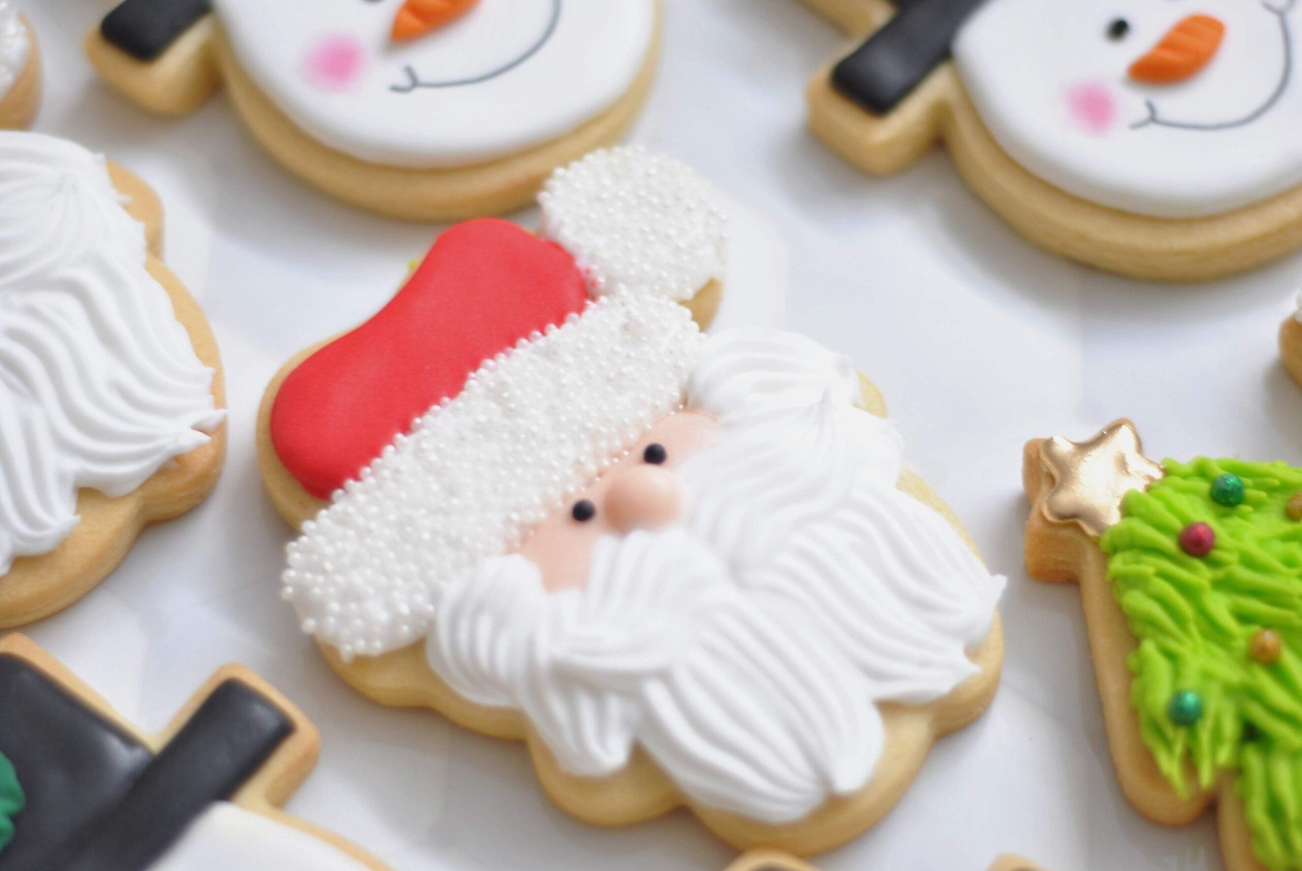 Kerstkoekjes maken met Dansaert Park